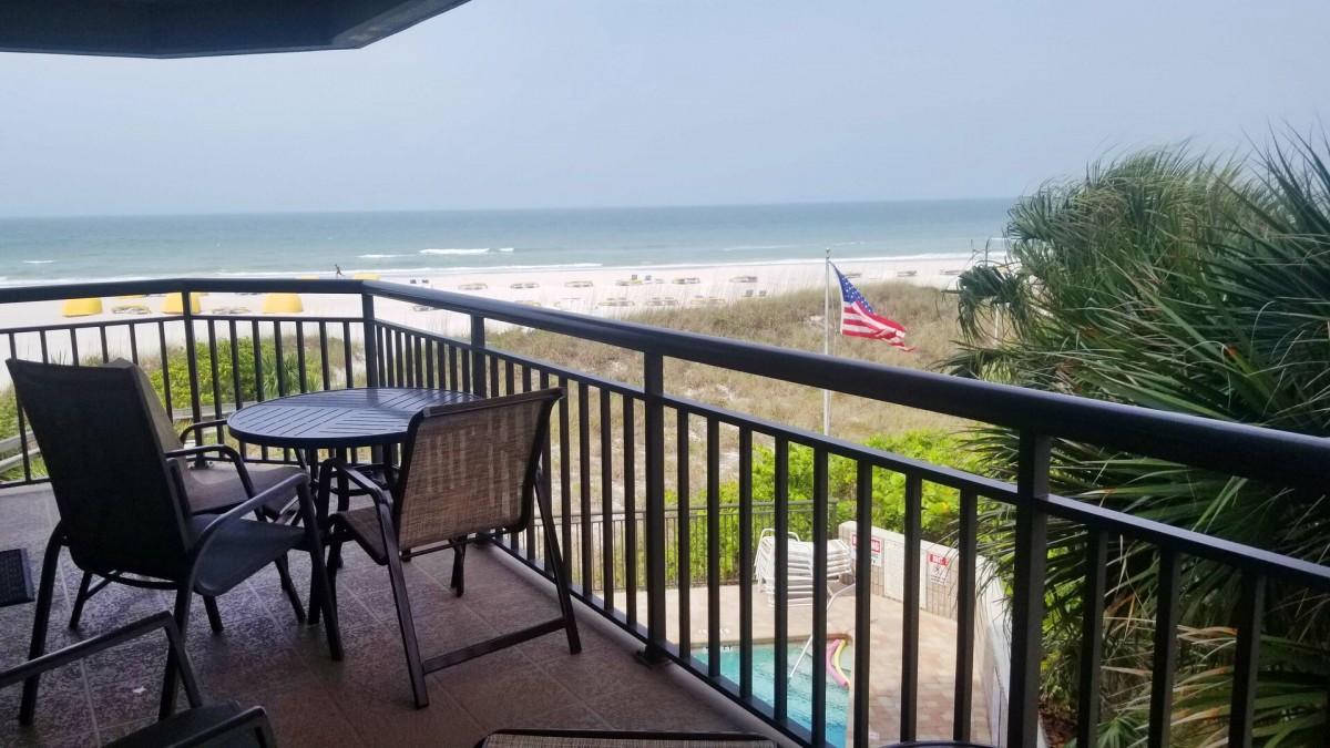 Gulf Strand Resort 302