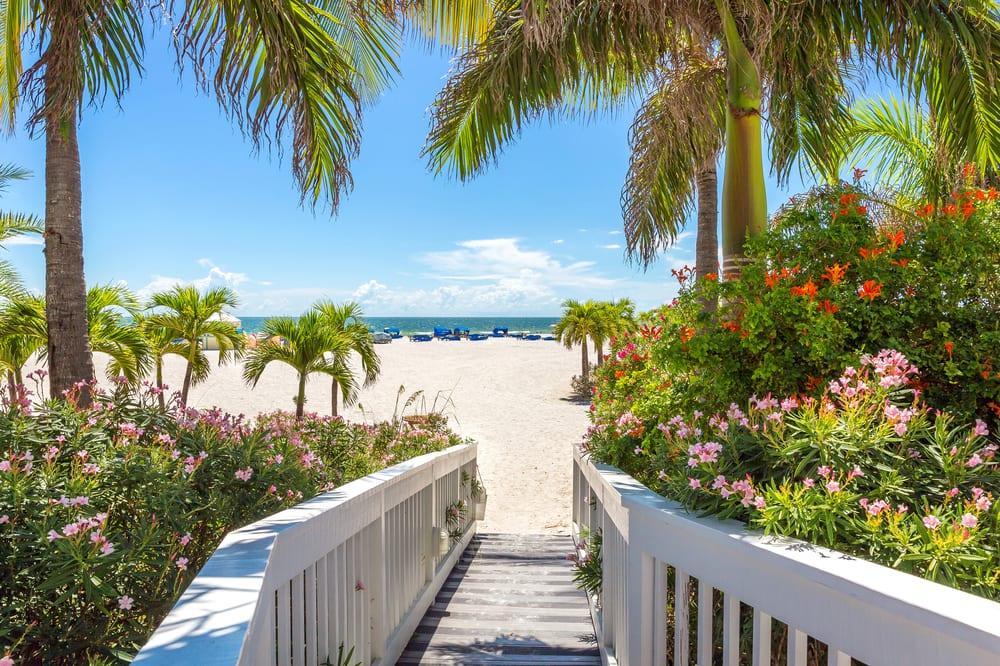 madeira beach walkway