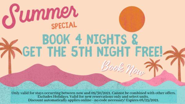 summer special Travel Resort Services